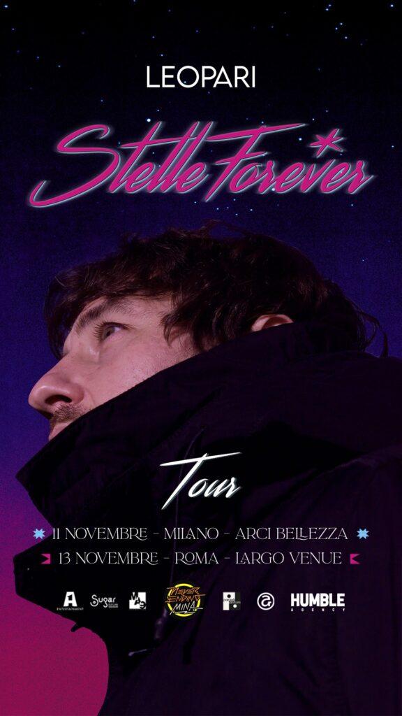 STELLE FOREVER TOUR